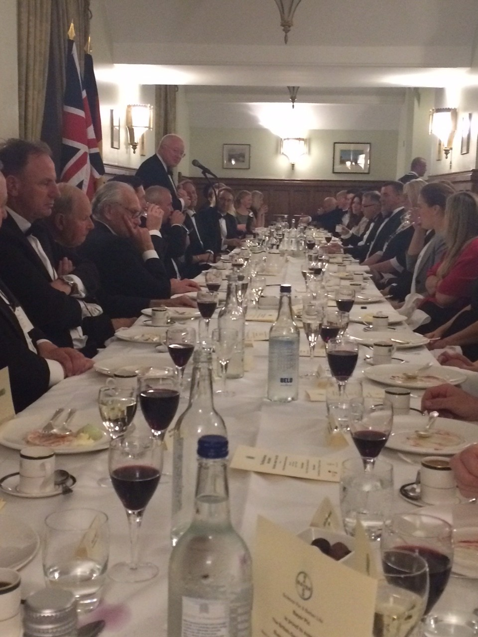 Business Leaders' dinner - House of Commons