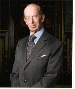 BGA Patron HRH The Duke of Kent