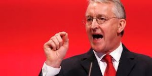 Photo Hilary Benn