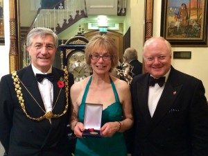 Ann Kennard, SW, Mayor of Bristol Medal of Honour